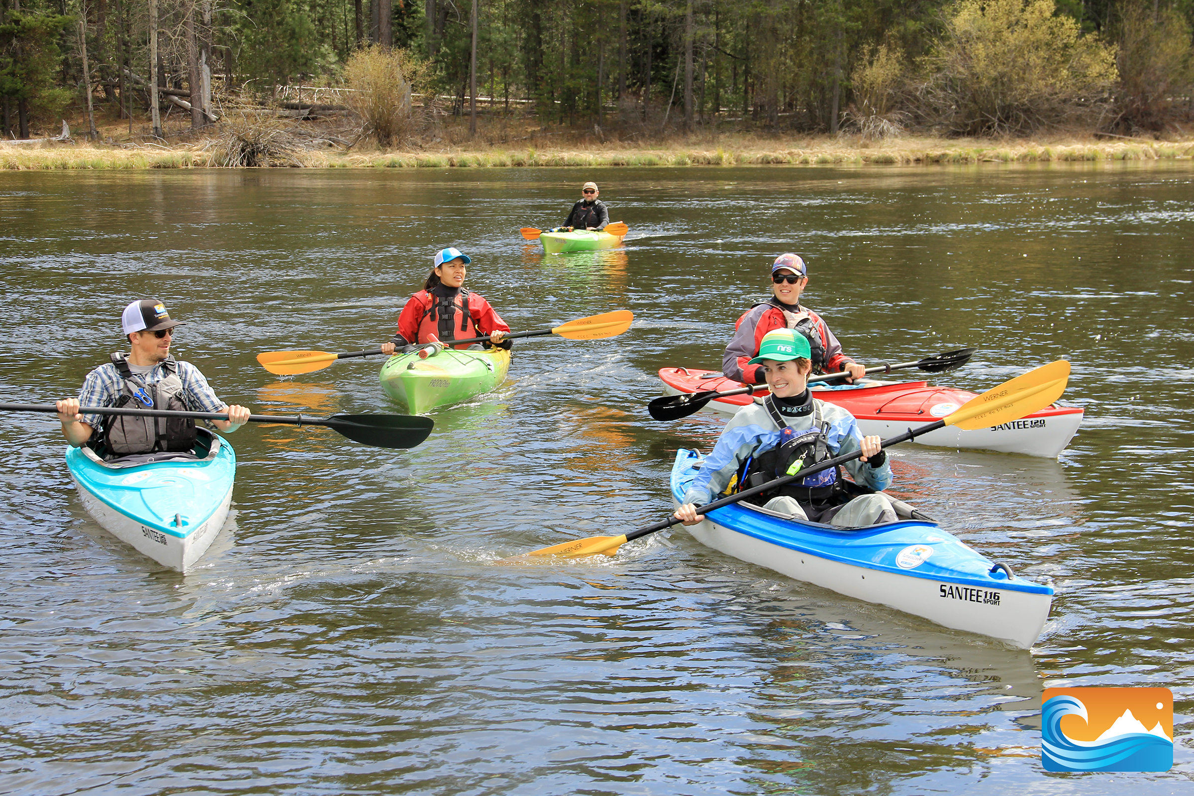 Kayak Rentals-Tours-Classes